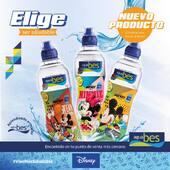 #Disney Mickey y amigos, agua mineral natural #BES. Encontrarlo en tu punto de venta más cercano o hace tu pedido en la tienda online www.bes.com.py  #eligesersaludable #cuidateconaguabes